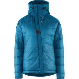 Klättermusen Atle 2.0 Jacket Dame Blue Sapphire